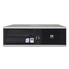 HP Compaq Intel Core 2 Duo PC