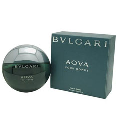 BVLGARI Aqua 3.4 Oz Men's