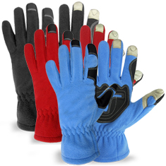 Jacob Ash Touch Gloves