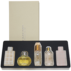 Burberry 5-Pc Ladies' Set