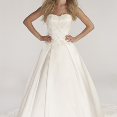 PL Ball Gown - Satin
