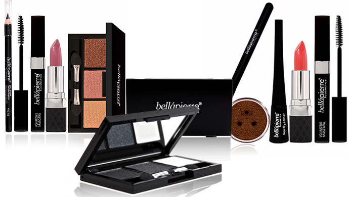 bellapierre Cosmetics Beauty Box Set