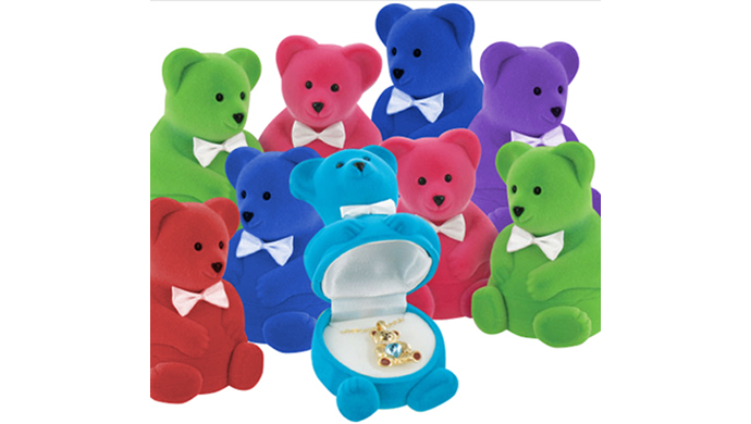 how to fix hinged teddy bear