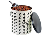 Dog Food Storage w/Scoop