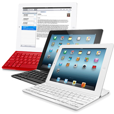 Logitech iPad Cover/Keyboard
