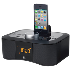 Logitech Clock Radio Dock