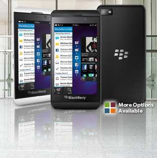 Blackberry Z10 16GB Unlocked Phone