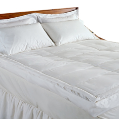 "5"" Down Top Featherbed- Queen"