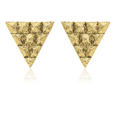 Fashion Triangle Earrings