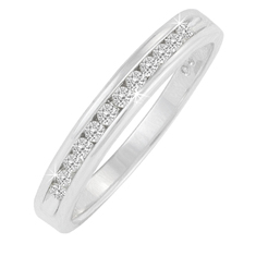 1/5 Ct Wedding Band