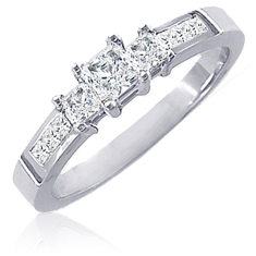 1/2 Ct Diamond Ring
