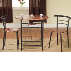 3-Pc Bistro Dining Set