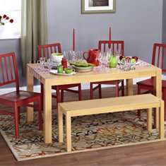 6-Pc Dining Set