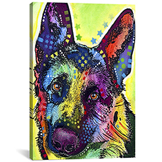German Shepherd 26x18