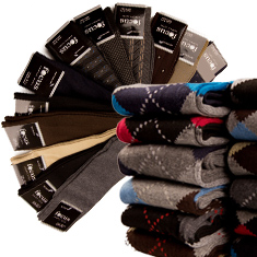12-pk: Ultra Soft Dress Socks