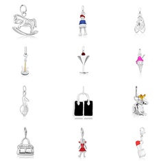 Assorted 20pc Charm Set