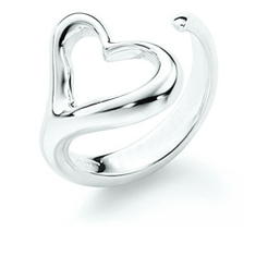 Heart Wrap Ring