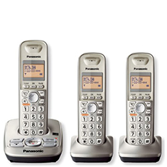 Panasonic Portable Phone Set
