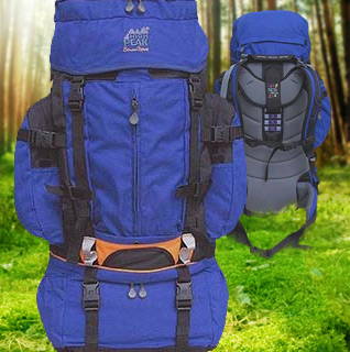 High Peak Pocatello 70 Camping Backpack