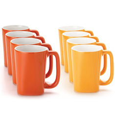 Set of 4: Rachael Ray Mugs