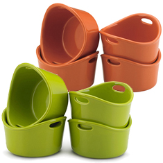 Set of 4:Rachael Ray Ramekins