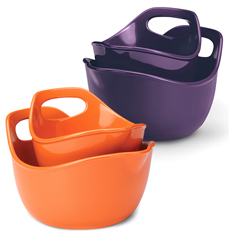 Rachael Ray Mixing Bowl Set