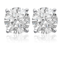 1/3 Ct Diamond Studs