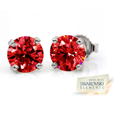 2 Ct Swarovski Elements