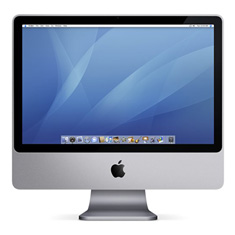 "Apple iMac 20"" 250GB"