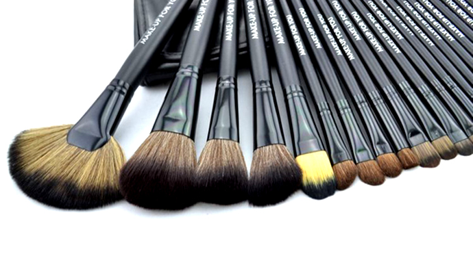 My Make Up 24-Piece Brush Set