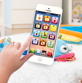 EasyMate Kids Learn & Play Smartphone Toy