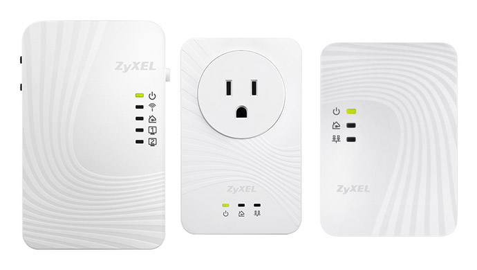 ZyXEL PLA4231 Wireless N Extender Kit