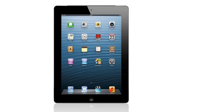 Apple iPad 4th Gen. 32GB Wi-Fi + AT&T 4G LTE w/ Retina Display, 5MP Camera & Black Finish!