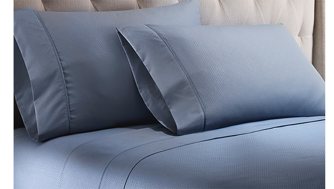 Kensington Hotel Collection Notting Hill Sheet Set – Twin, Full, Queen, King, Cali. King & 8 Color Choices!