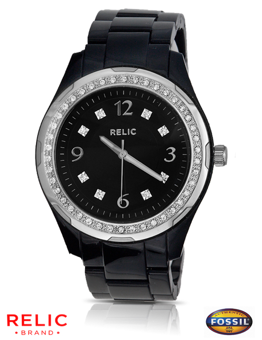 Womenu0027s Relic Watch W/Swarovski Crystals For Only $29.99   Become A Coupon  Queen