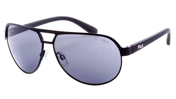 Fila Sport Men's Aviator Sunglasses