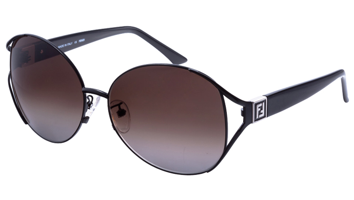 Fendi Aviator or Cat Eye Sunglasses