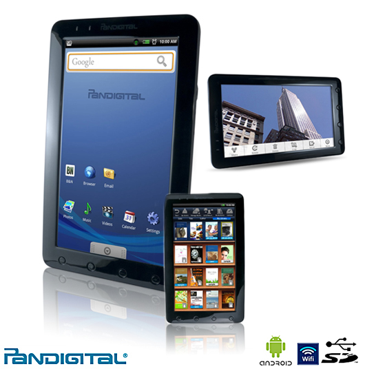 "Pandigital 9"" Tablet"