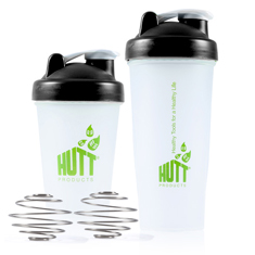 Set of 2: Shaker Bottle