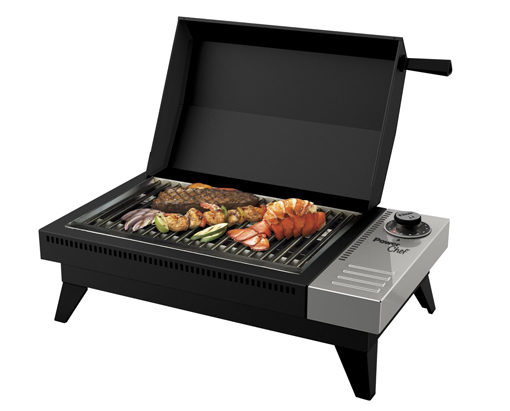 Power Chef Metro Table-Top Grill