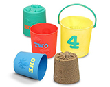 Sand Mold Pail Set