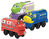 Chuggington Engine Choice