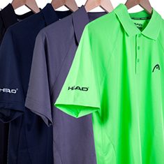 HEAD Performance Net Polo