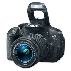 Canon Rebel T5i Kit