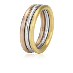 Steelx Stackable Ring
