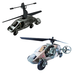 RC Helicopter/Car