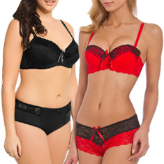 5th Ave. Intimates Bra Sets
