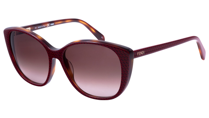 Fendi Cat's Eye Sunglasses