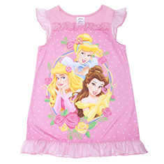 Princess Sleepwear