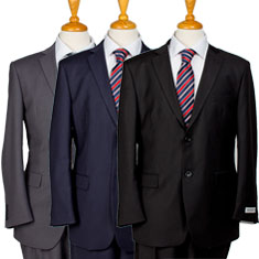 Men's 2-Piece Suits